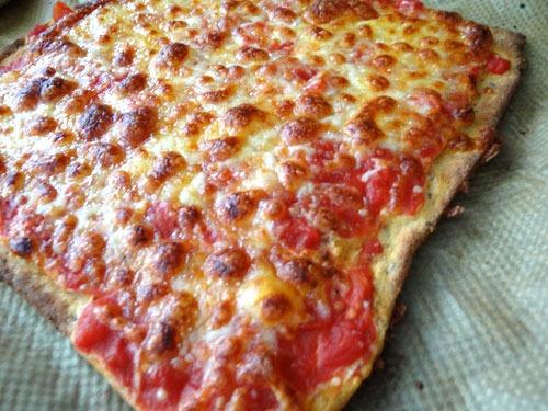 Rezeptbild Eiweiß Pizza