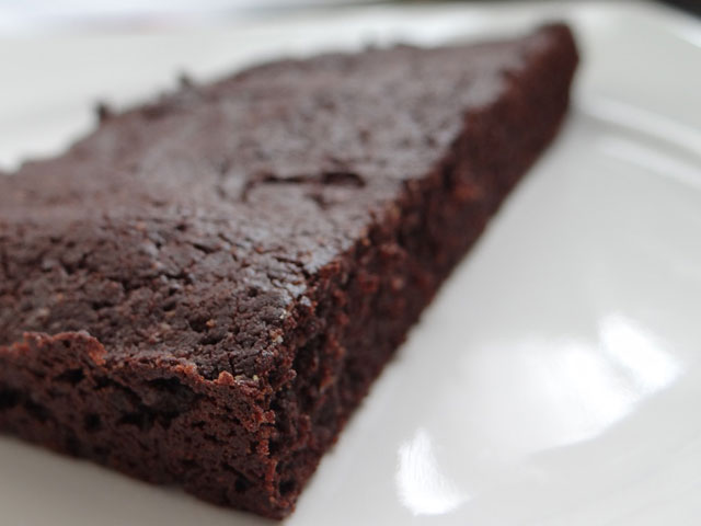 Rezeptbild Lower Carb Schoko Brownies