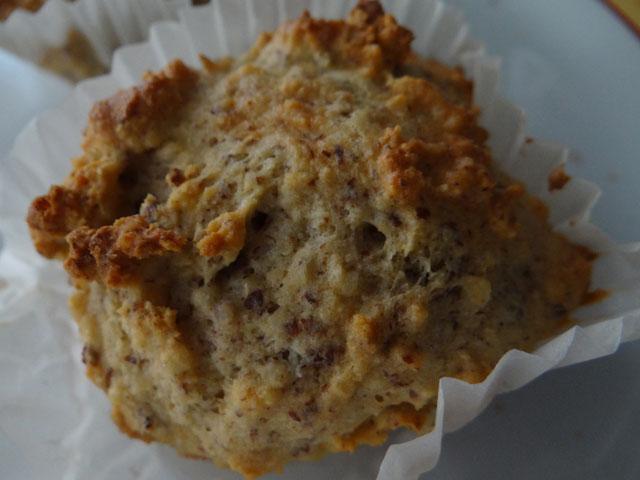 Rezeptbild Lower Carb Haselnuss Muffins