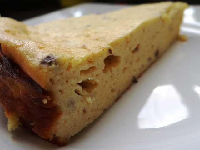 Rezeptbild Lower Carb Käsekuchen Rezept ohne Boden