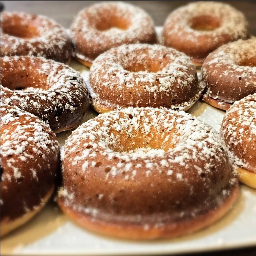 Rezeptbild Lower Carb Donuts