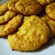 Rezept für Mozzarella Parmesan Taler