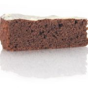 Rezept für Double Choc Low-Carb Kuchen