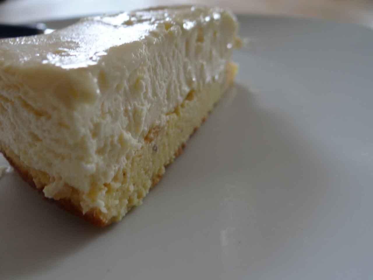 Rezeptbild Lower Carb Cheese Cream Kuchen
