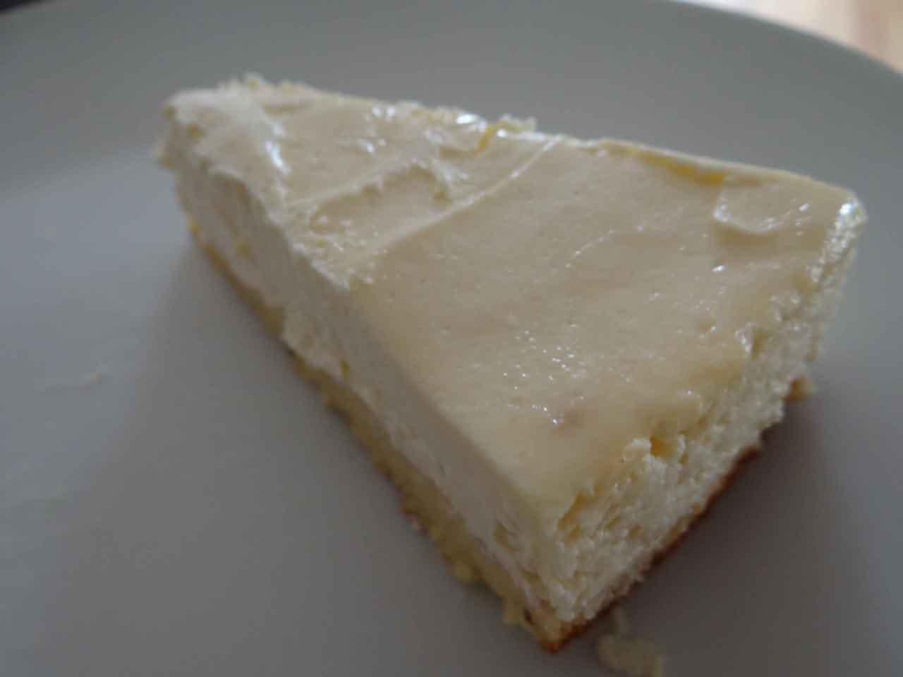 Lower Carb Cheese Cream Kuchen zubereiten
