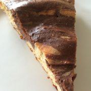 Rezept für Gfleggter Pudding Kuchen