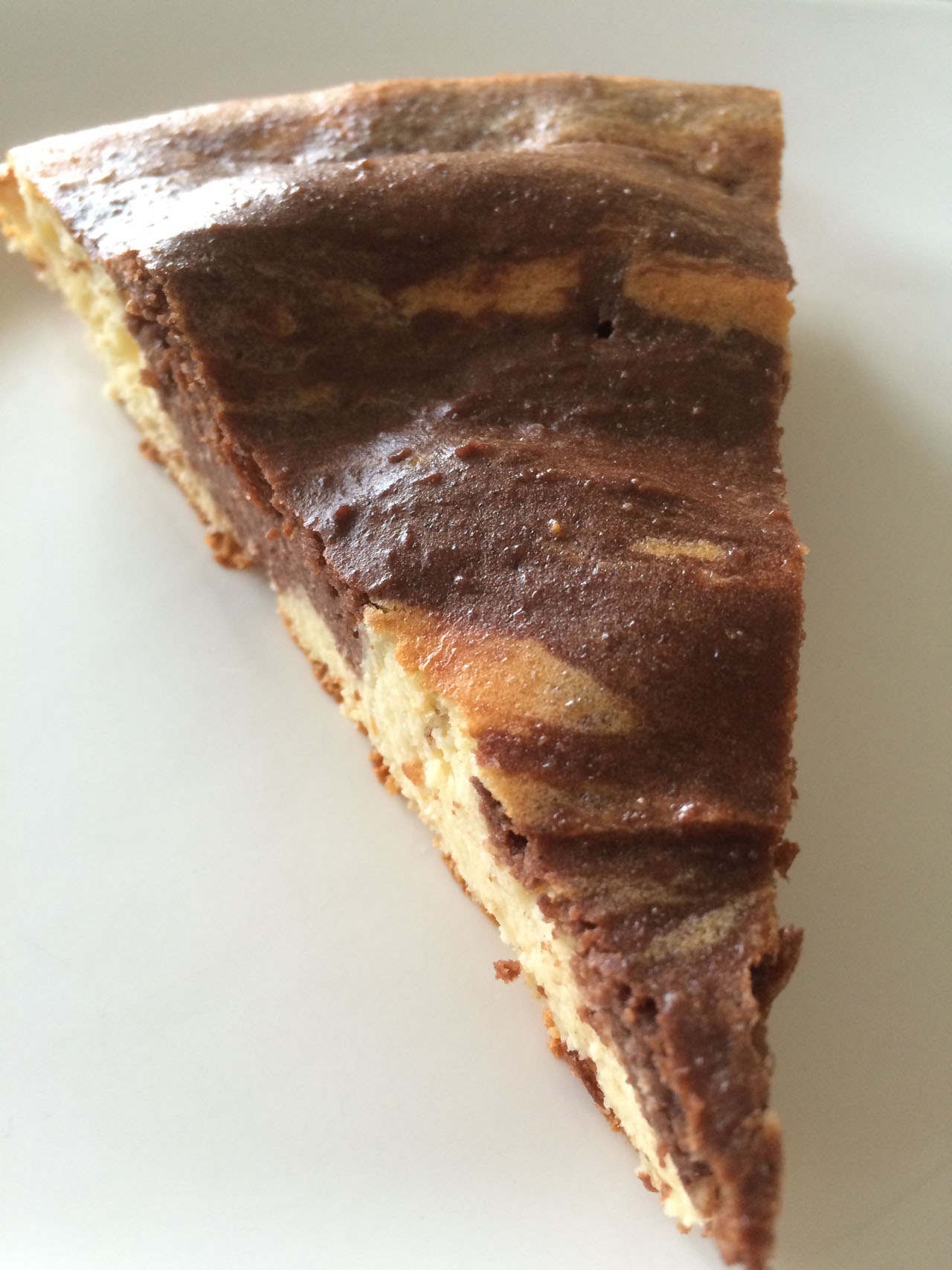 Rezeptbild Gfleggter Pudding Kuchen
