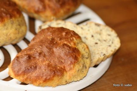 Protein Mini Brötchen Rezept nachkochen