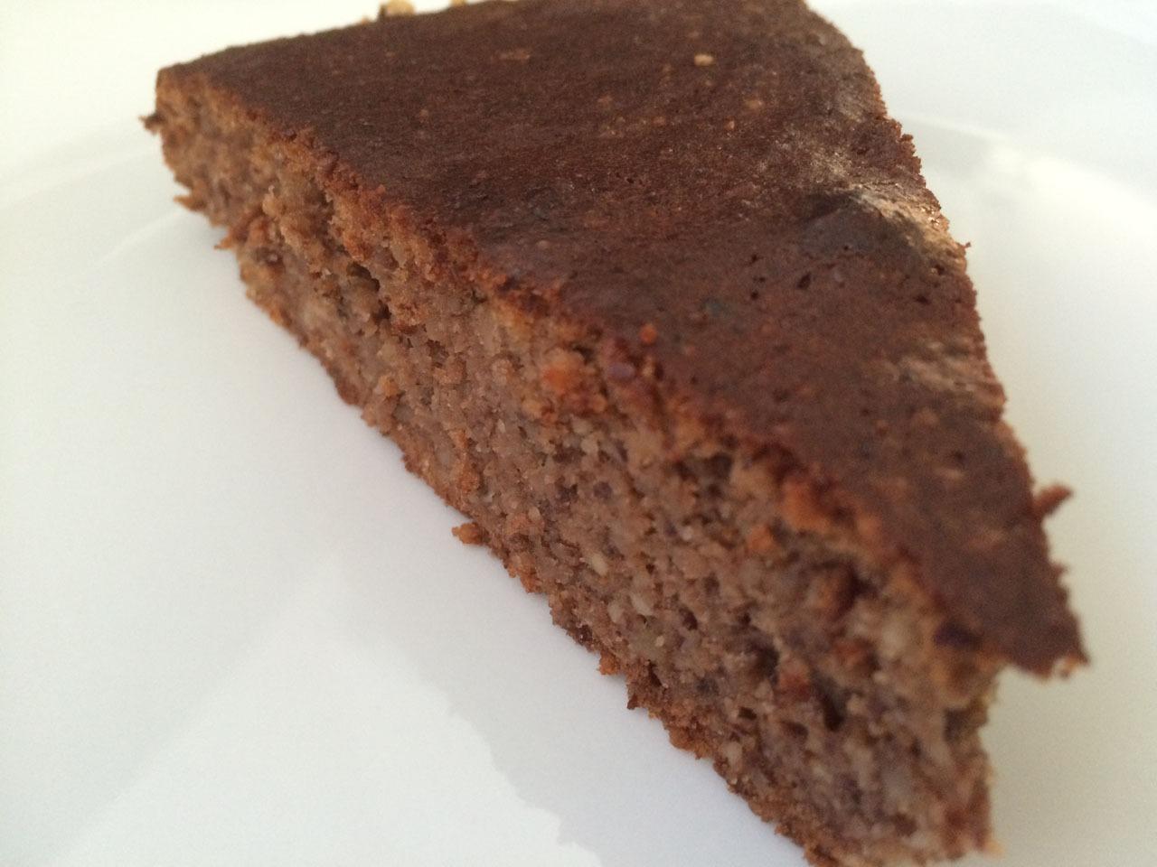 Rezeptbild Saftiger Haselnusstraum Kuchen LCHF