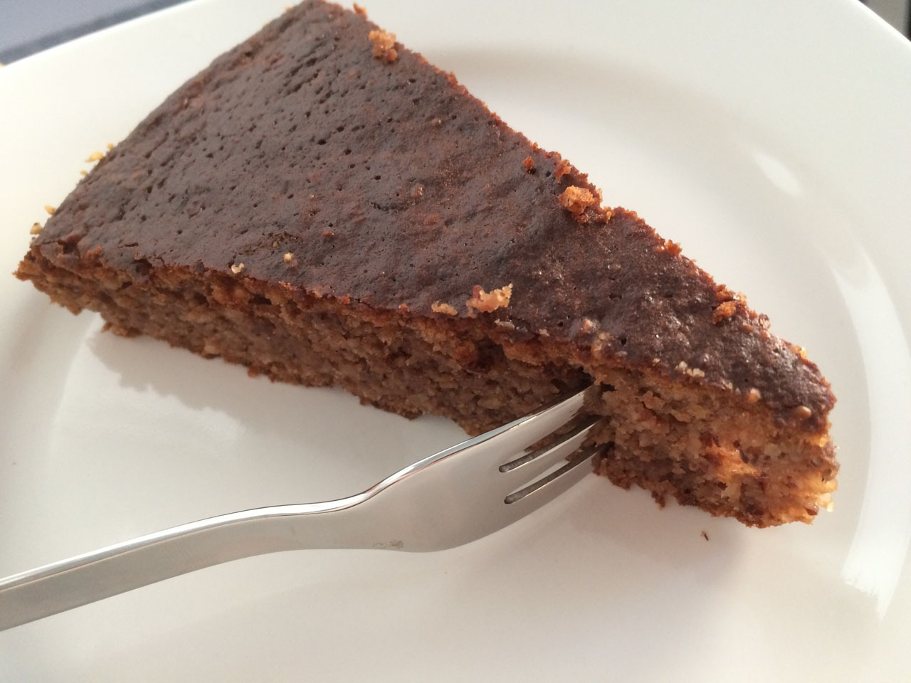 Zubereitung Saftiger Haselnusstraum Kuchen LCHF