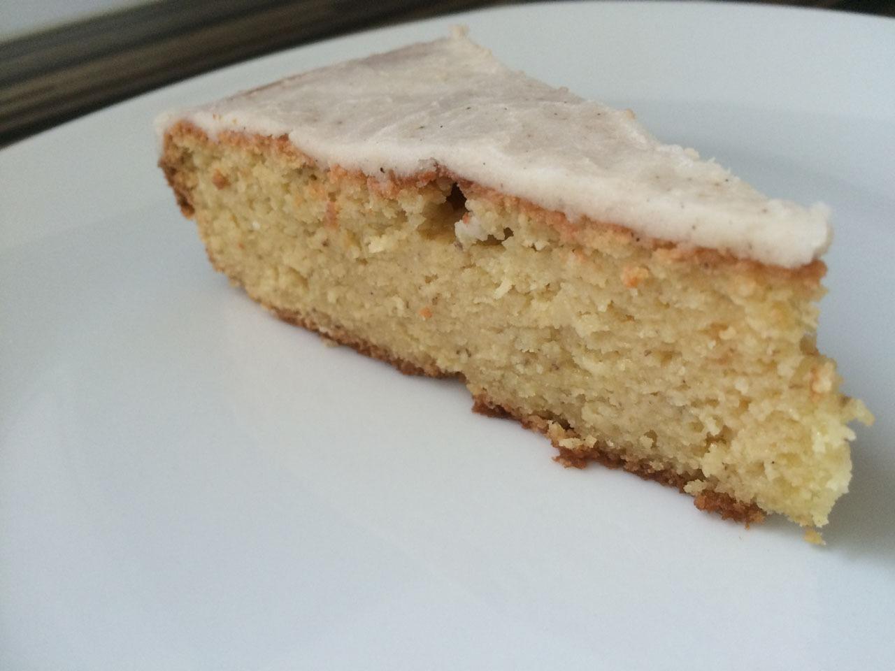 Lower Carb High Fat Zitronen Kuchen Rezept nachkochen