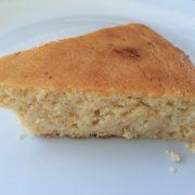 Rezept für Lower-Carb Mandel Zitronen Kuchen