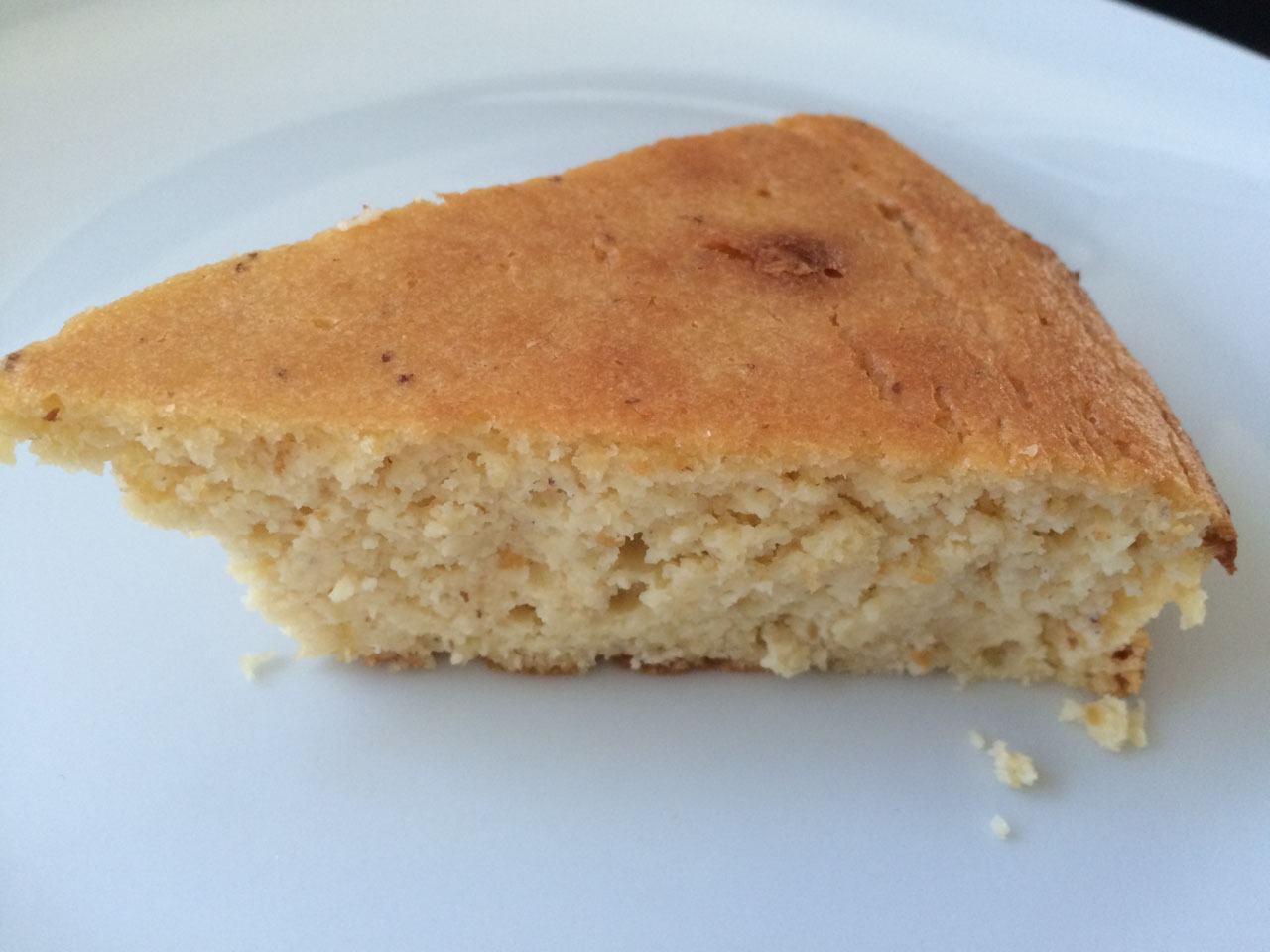 Lower-Carb Mandel Zitronen Kuchen zubereiten