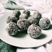Rezept für Coconut Protein Pralinen
