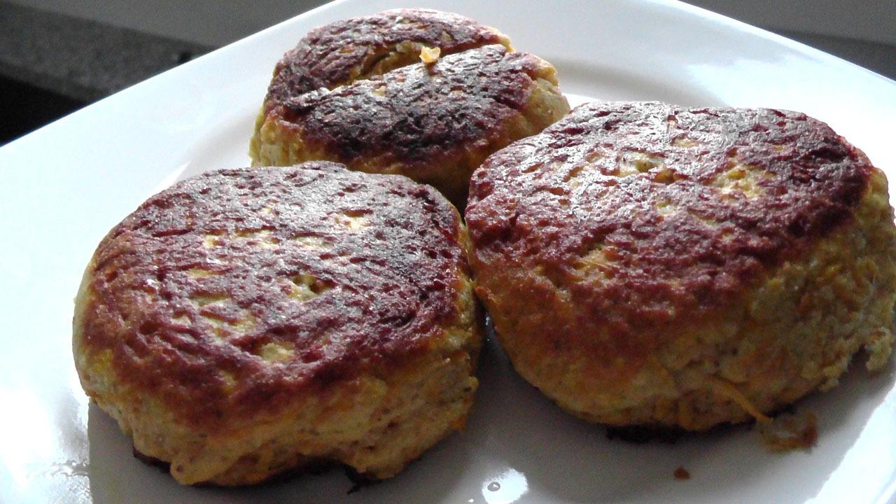 Protein Frikadellen vegetarisch Rezept nachkochen