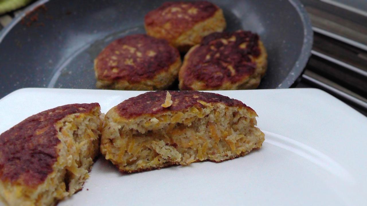 Protein Frikadellen vegetarisch zubereiten