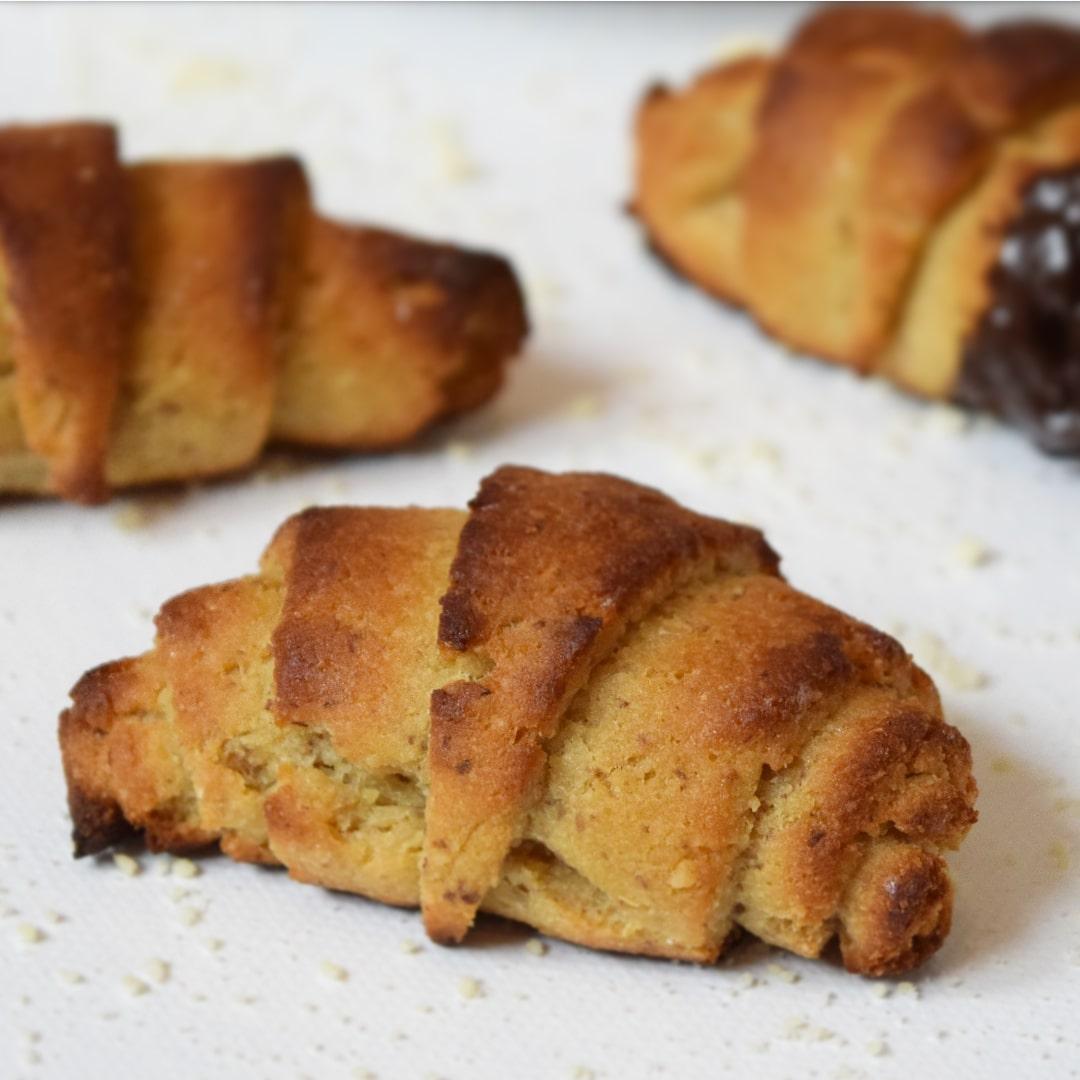 Rezeptbild Joghurt Frühstücks Croissants