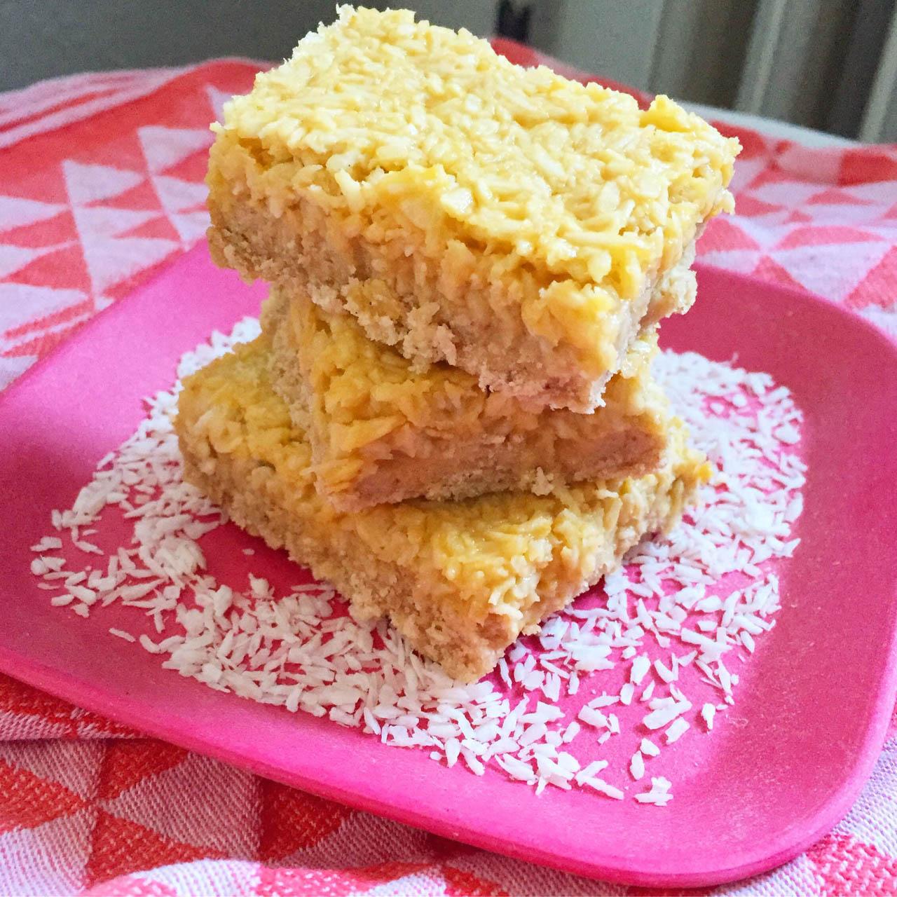 Rezeptbild Kokos-Limecurd-Kuchen