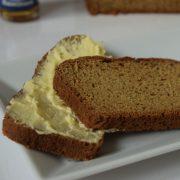 Rezept für Süßes Protein Brot
