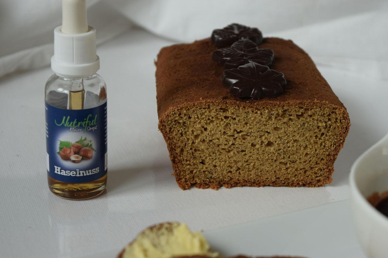 Zubereitung Süßes Protein Brot