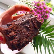 Rezept für Schoko Spekulatius Brownies
