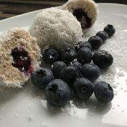 Rezept für Süße Protein Quark-Bällchen