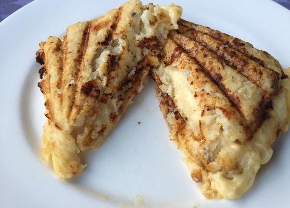 Rezeptbild Blumenkohl Toast