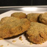 Rezept für Einfaches Rezept für LCHF Kekse