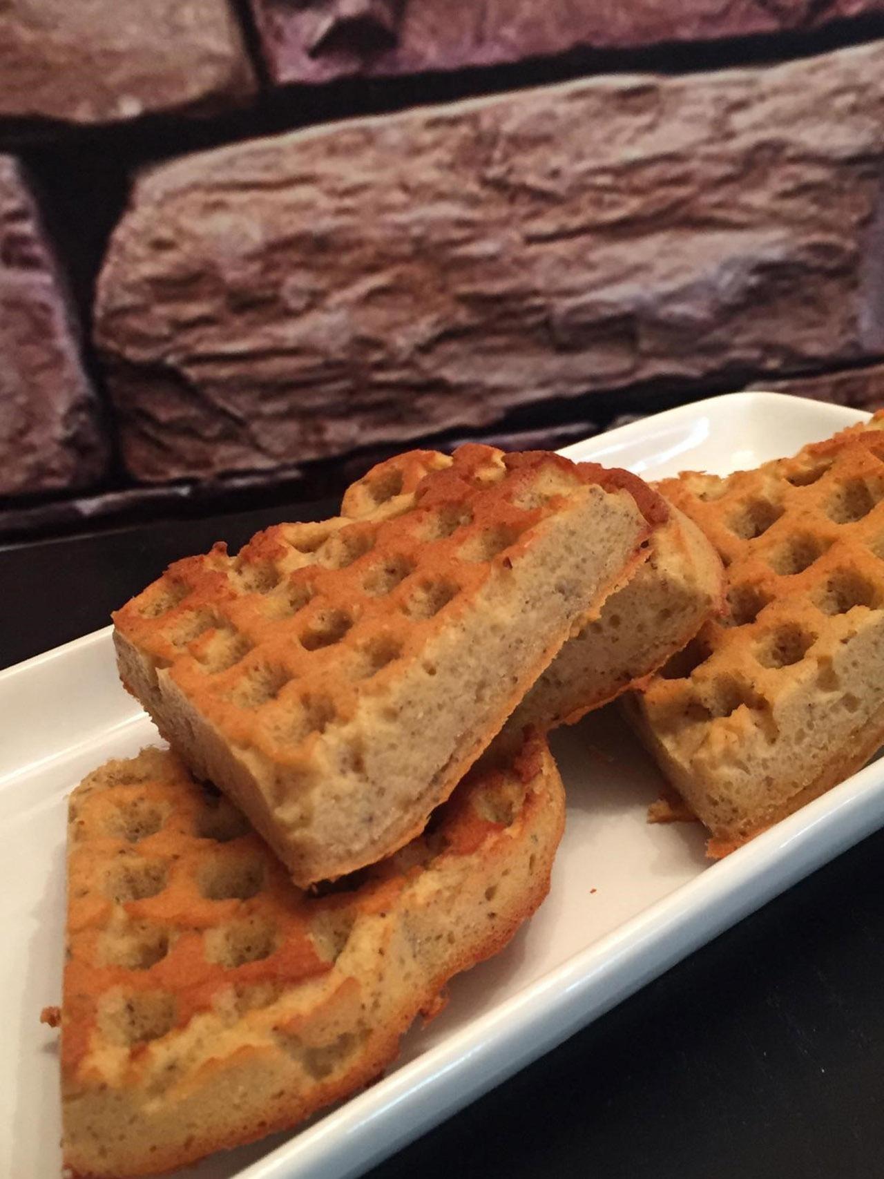 Kefir Frühstückswaffeln Rezept nachkochen