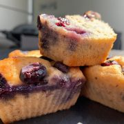 Rezept für Heidelbeere Muffins