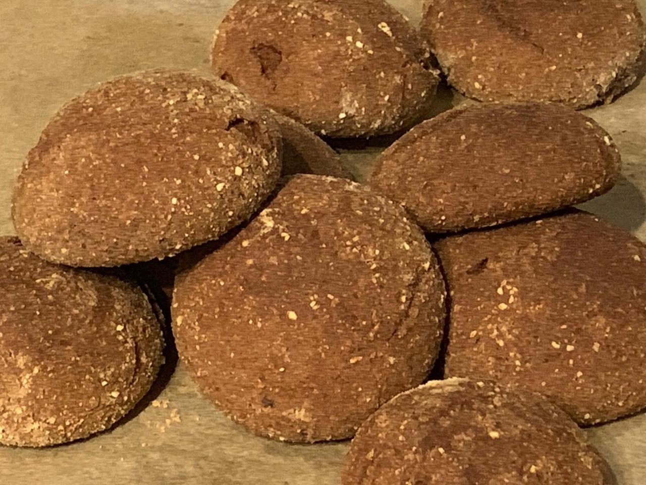 Rezeptbild Schoko-Kokos Brötchen mit Schoko Lava Kern