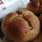 Rezept für Chai Zimt Brötchen mit Eiweissmehl