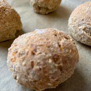 Rezept für Herzhafte Snack Proteinbällchen