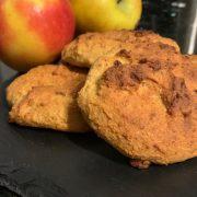 Rezept für Soft Cake Taler Apfel-Kokos