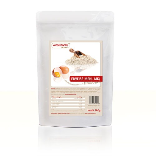 protein mehl eiweiss mehl mix 700g