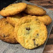 Rezept für XXL Keto Cookie
